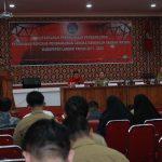 Pemkab Landak Lakukan Perubahan RPJMD Tahun 2017-2022