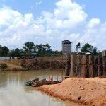 Pemkab Melawi Realisasikan Pembangunan Jembatan Melawi II