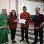 Pemkab Landak Apresiasi Komitmen BRI Salurkan CSR Untuk Pembangunan Rumah Ibadah