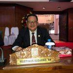 Nama Martinus Sudarno Disebut Berpotensi Jadi Ketua DPRD Provinsi Kalbar