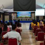 Puluhan Mahasiswa Asal Jabar Studi Banding di Bengkayang