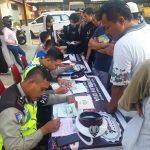 Satlantas Polres Mempawah Tilang 120 Pengendara di Hari Kedua Ops Patuh Kapuas