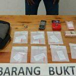 Miliki Narkoba, Dua Pemuda ditangkap Satres Narkoba Ketapang
