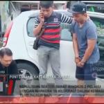 Polisi Ringkus 2 Terduga Pelaku Narkoba Dengan Sabu 16 KG