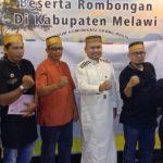 Wabup Melawi dikukuhkan Sebagai Anggota Keluarga FKOB