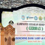 Desa Parit Baru Pionir Transaksi Nontunai
