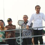 Presiden Jokowi Apresiasi Penataan Waterfront Kota Pontianak