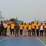 39 Club Ikuti Turnamen Bola Volley Kapolres Ketapang Cup