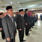 ERKA Lantik 134 Pejabat Struktural dan Fungsional Kota Pontianak