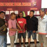 Polsek Benua Kayong Bekuk DPO Pencuri Sarang Walet