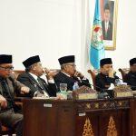 Eksekutif – Legislatif Sepakati KUA-PPAS 2020