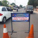 OPS Patuh Kapuas Jaring 1.564 Pengendara di Ketapang