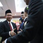 45 Anggota DPRD Kota Pontianak Dilantik