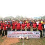 Pemkab Landak Resmi Buka Turnamen Sepakbola Ngabang Cup 2019
