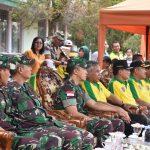Mabes TNI Apresiasi Lomba Sumpit Ketapang