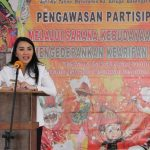 Pemkab Landak Dukung Bawaslu Lakukan Pengawasan Partisipatif Melalui Kearifan Lokal