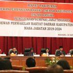 35 Anggota DPRD Landak Resmi dilantik
