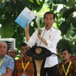 Pemkab Landak Terima SK 2 Hutan Adat Dari Presiden Jokowi