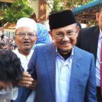 BJ Habibie Dikabarkan Meninggal, Kondisi RSPAD Sepi