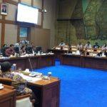 Hasil Rapat Paripurna ke III DPR Masa Persidangan I Tahun Sidang 2019-2020