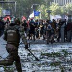 Demo Rusuh di Chile Masih Berlanjut, Korban Tewas Capai 19 Orang