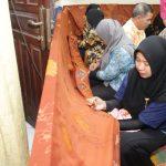 Batik Terpanjang di Kalbar Ada di Kampung Batik Pontianak