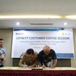"""Loyalty Customer Coffee Session"""