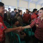 Karolin Buka Acara PSTI Se-Kalimantan Barat