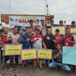 Sujiwo Tutup Turnamen Kuala Dua Cup