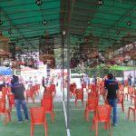 600 Peserta Ikuti Lomba Kicau Burung Bupati Cup 3 di Landak