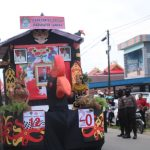 Karnaval Mobil Hias Pemkab Landsk