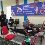 """Peringati Hari """"Oeang"""", Bea Cukai Gelar Baksos Donor Darah"""