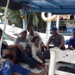 Polres Bengkayang Lakukan Binmas di Wilayah Perairan
