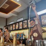 Aming Coffee Kekinian Hadir di Podomoro Pontianak