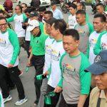 Jalan Sehat Nasional KAHMI Jadi Kado Istimewa HUT Kota Pontianak