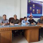 Kader Demokrat Gelar Konferensi Pers Pasca KPK OTT Bupati Bengkayang