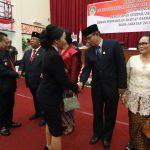 Unsur Pimpinan DPRD Landak Periode 2019-2024 dilantik