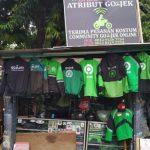 Penjualan Atribut Ojol Dibatasi Imbas Bom Bunuh Diri Medan, Pedagang Resah