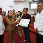 78 Desa Di Landak Terdaftar di BPJS Ketenagakerjaan
