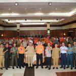 Rakor dan Pelatihan Potensi SAR Wilayah Kalbar
