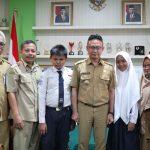 Pelajar Kota Pontianak Wakili Indonesia Berlaga di Kompetisi Roket Air Internasional