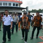Akhirnya Penyeberangan Teluk Malike-Jangkang 2 Diluncurkan