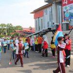 Pekan Olahraga Warnai HAB Kemenag RI Ke-74 di Ketapang