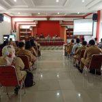 Rapat Koordinasi Penanggulangan Kemiskinan Daerah