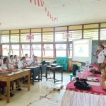 Sosialisasikan Keselamatan Berlalu Lintas Kalangan Pelajar di Landak