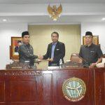 Pemandangan Umum Fraksi-Fraksi DPRD Kota Pontianak Terhadap Raperda APBD 2020