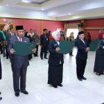 Lima Pejabat Eselon Dua Hasil Open Bidding Dilantik