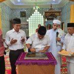 Peresmian Masjid Misbahuddin Desa Kalimas