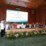 PLN Teken Kerjasama Dengan Kanwil BPN se Indonesia