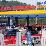Kecelakaan Beruntun di Gerbang Tol Kalikangkung, Ini Penyebabnya